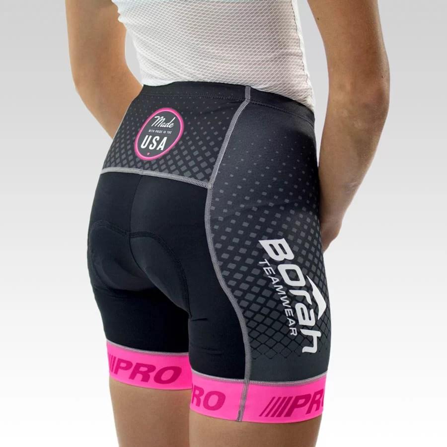Women's Pro Cycling Short Gallery2