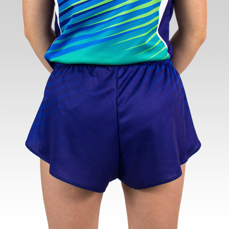 Women's Pro Running Short Gallery4