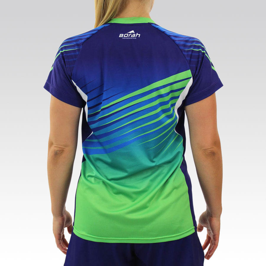 Women's Team Marathon Tee Gallery3