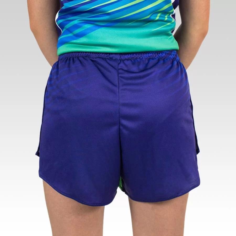 Women's Team Running Short Gallery4