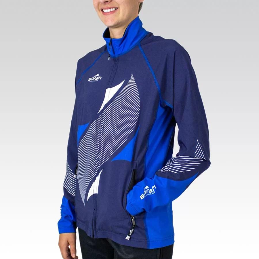 Women's XC Training Jacket Gallery1