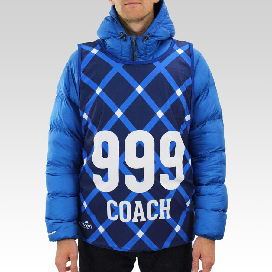 XC Coaches Bib Gallery1