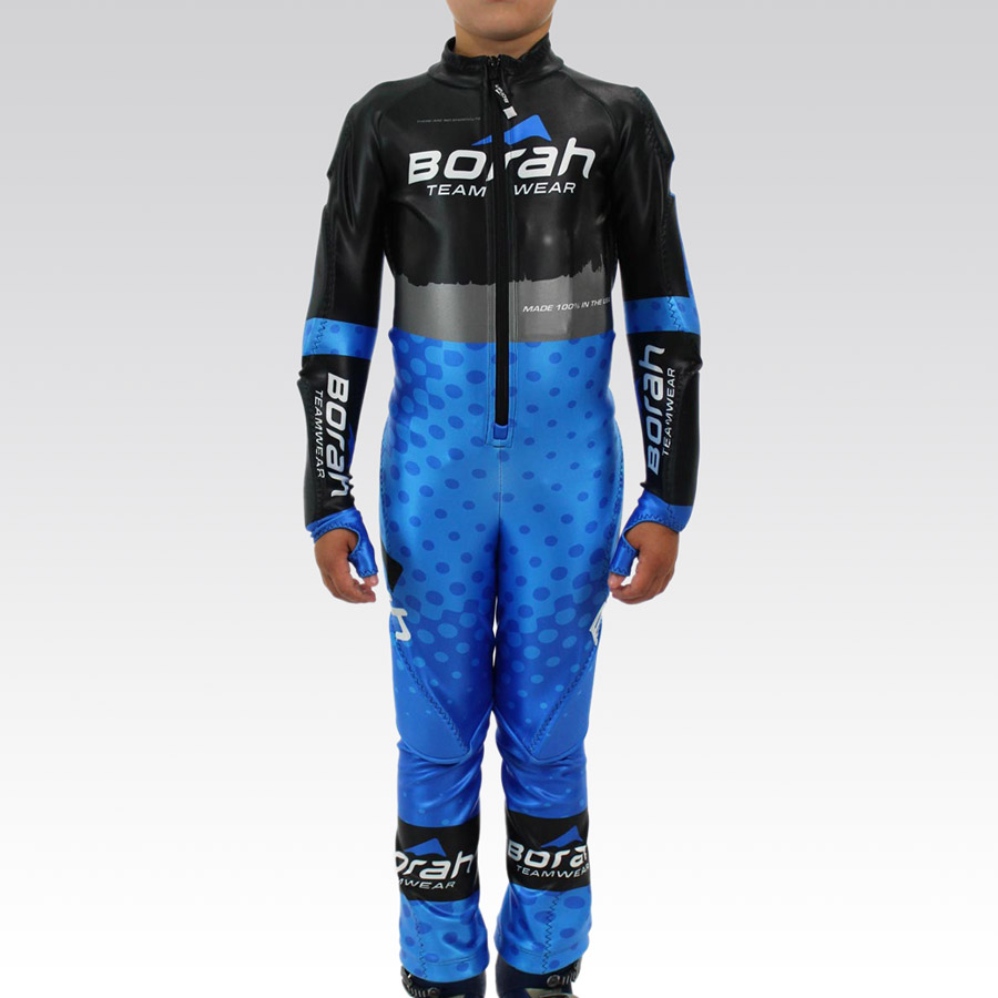 Youth Padded Pro Alpine Suit Gallery1