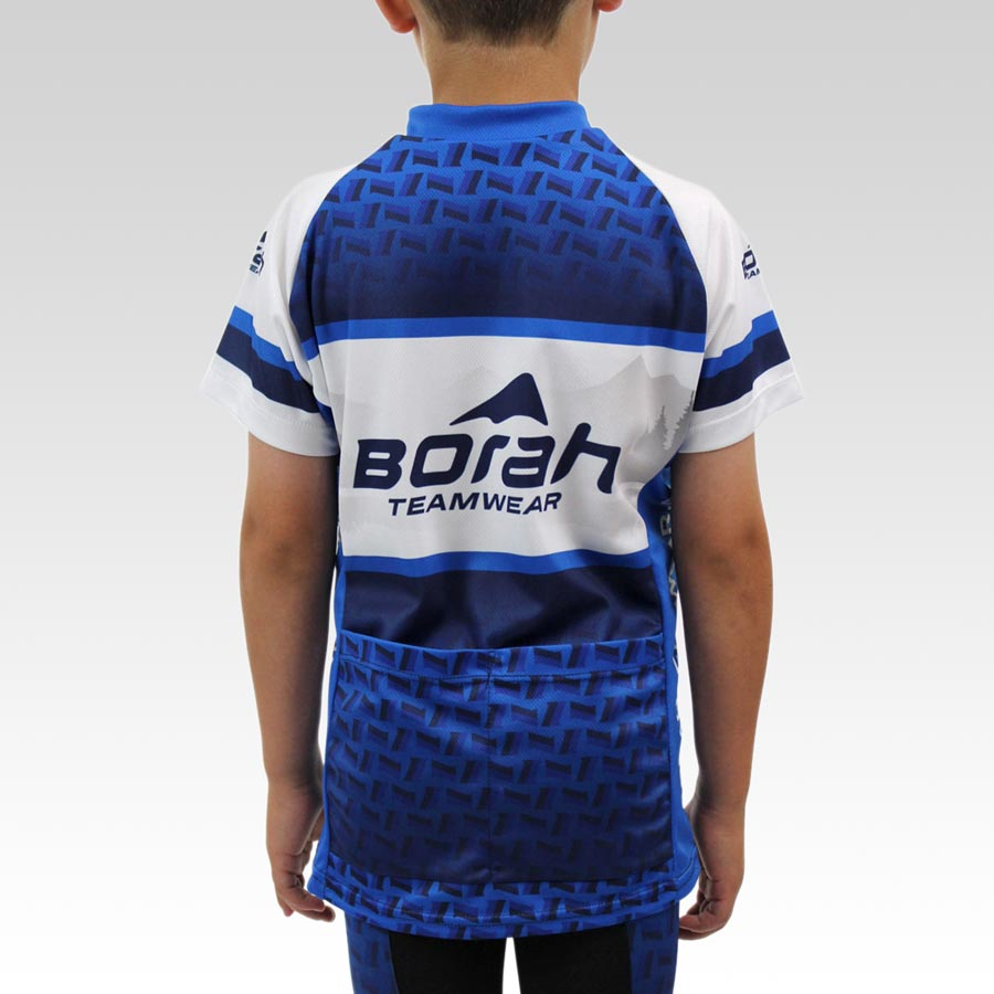 Youth Team Cycling Jersey - Back