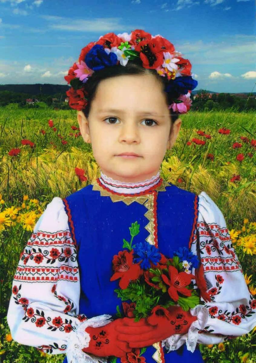 Слепова Вероника 6 лет