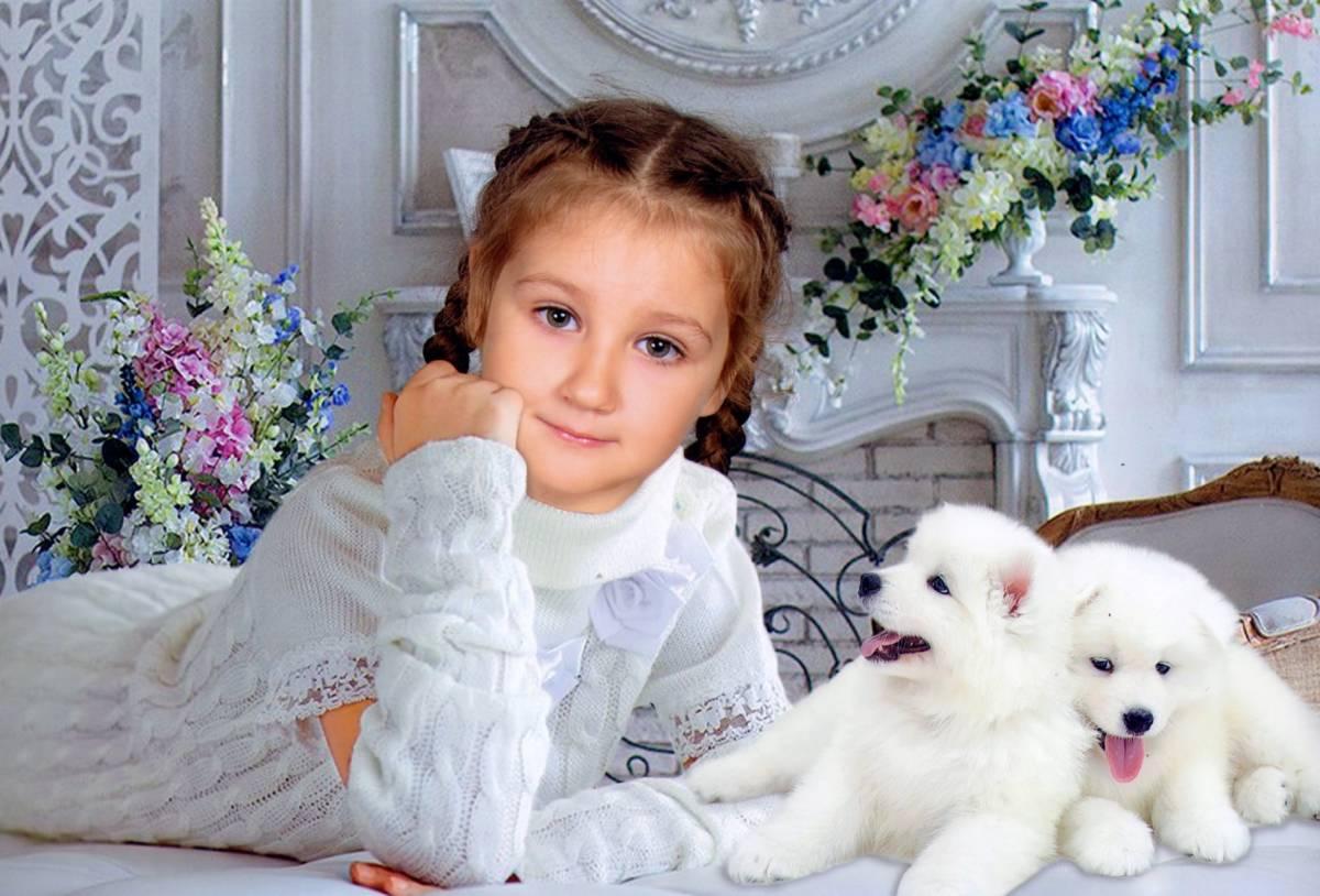 Виктория Малышева 4 года