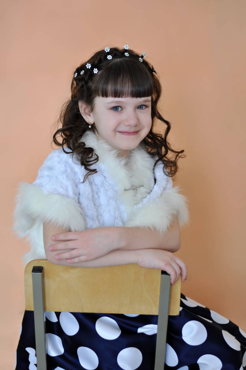 Яикова Виктория 6 лет