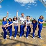Представлена форма городских волонтеров Чемпионата мира по футболу FIFA 2018 в России™