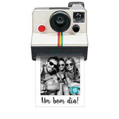 Imã de Geladeira Instagram Polaroid