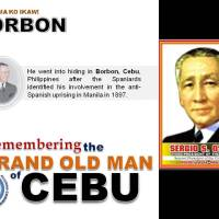 Borbon As The Hiding Place For The Grand Old Man of Cebu