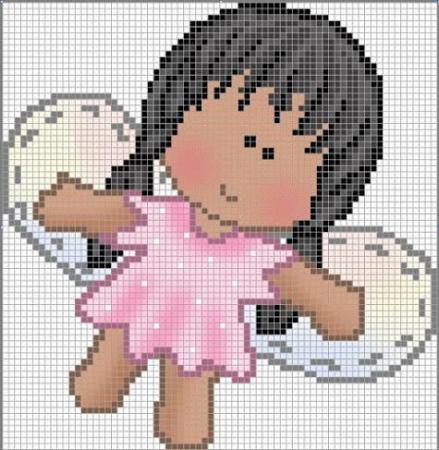 boneca menina anjinha 2