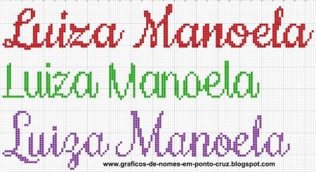 Luiza Manoela