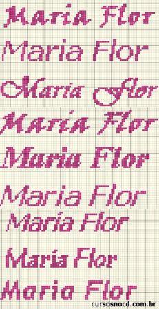 Maria Flor 1