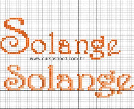 Solange BordadoPontoCruz 04
