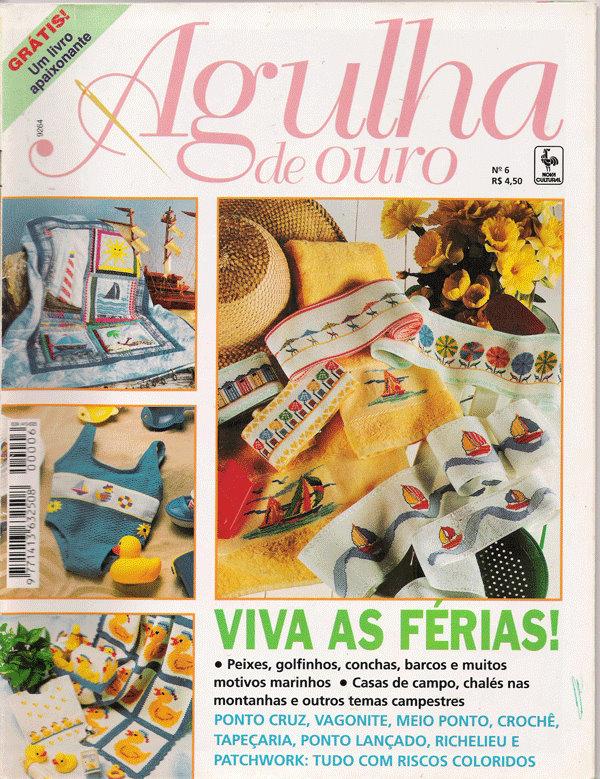 Revista Agulha de Ouro 006 0