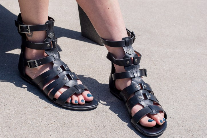 ace266a135e2 Finding Your Inner Sass with Harley Davidson Footwear