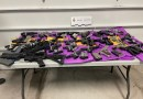Canada Border Services Agency (CBSA) seizes 26 firearms at the Cornwall Port of Entry