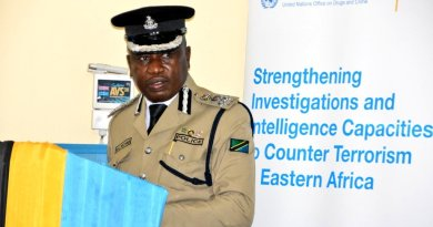 UNODC and EAPCCO Strengthening Investigation and Intelligence Capacity to Counter Links between Terrorism and Transnational Organized Crime in Eastern Africa