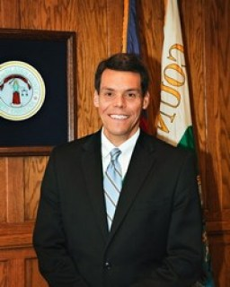 Greg Martin, Bladen County Manager