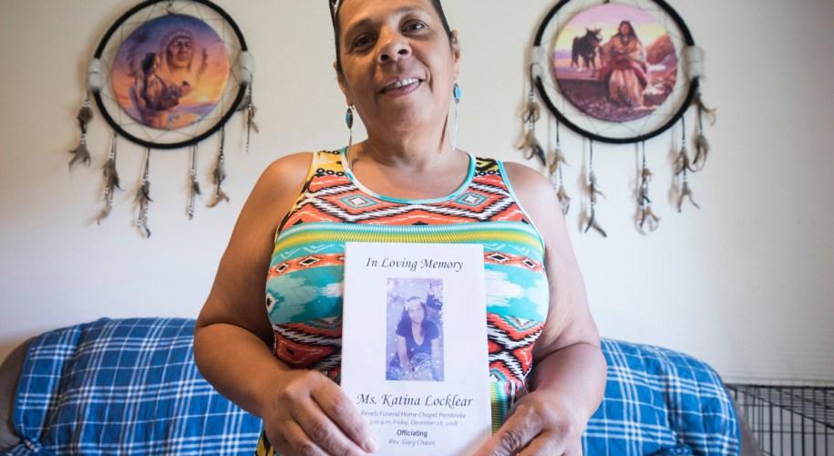 Indigenous women, Lumbee
