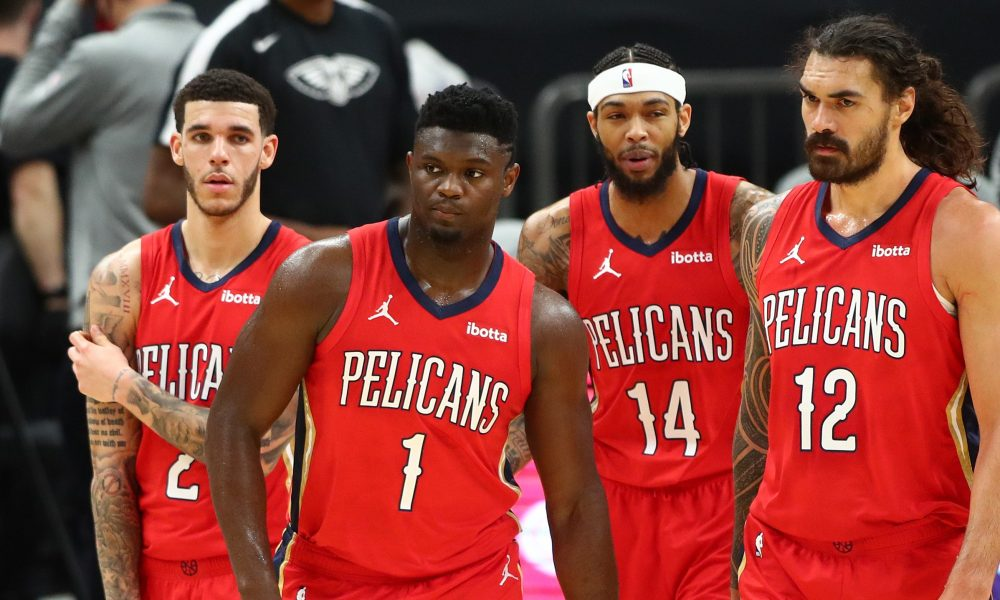 The New Orleans Pelicans And Zion Williamson Are On The Clock
