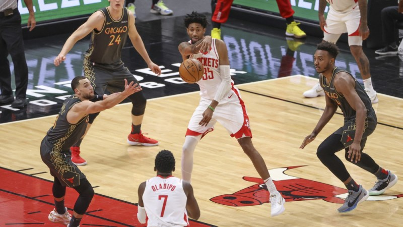 Five Ways The Rockets Can Salvage This Season