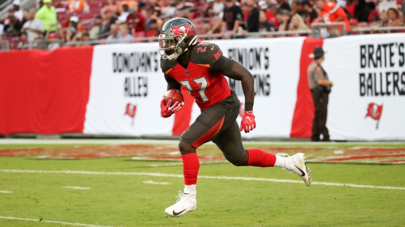 Bucs Open Training Camp With No Starter At Running Back