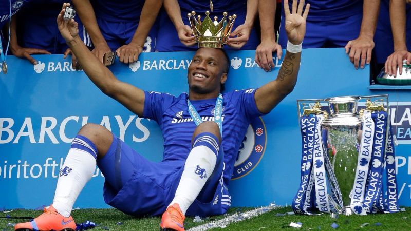 The Peacemaker King: Didier Drogba