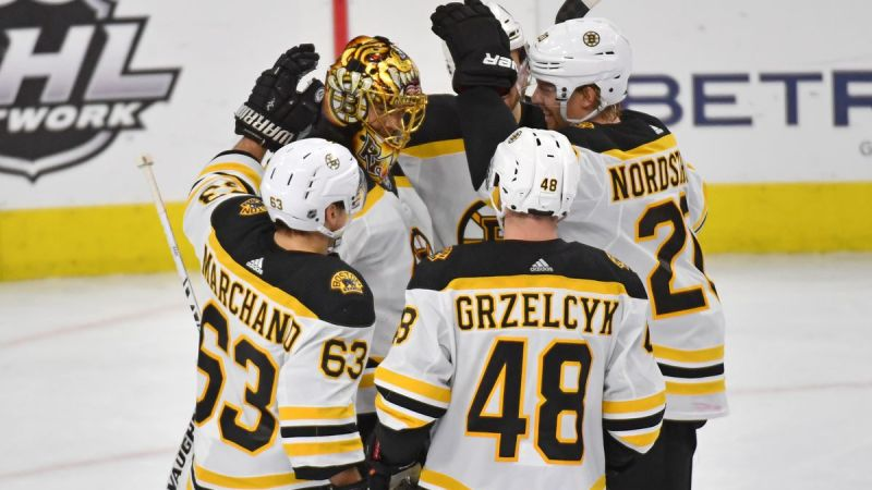 The Bruins Are Legit, Give Up The Hate