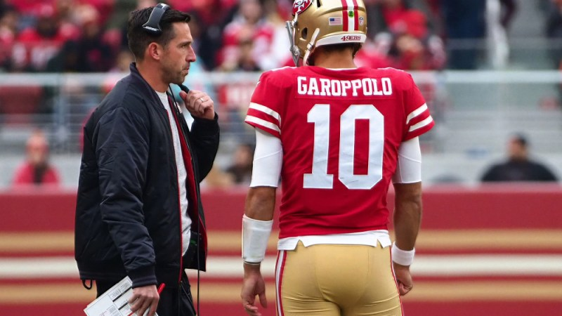 Should The 49ers Move On From Jimmy Garoppolo?