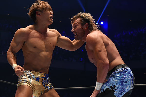 Top Picks For The Next Major Feud of Kenny Omega