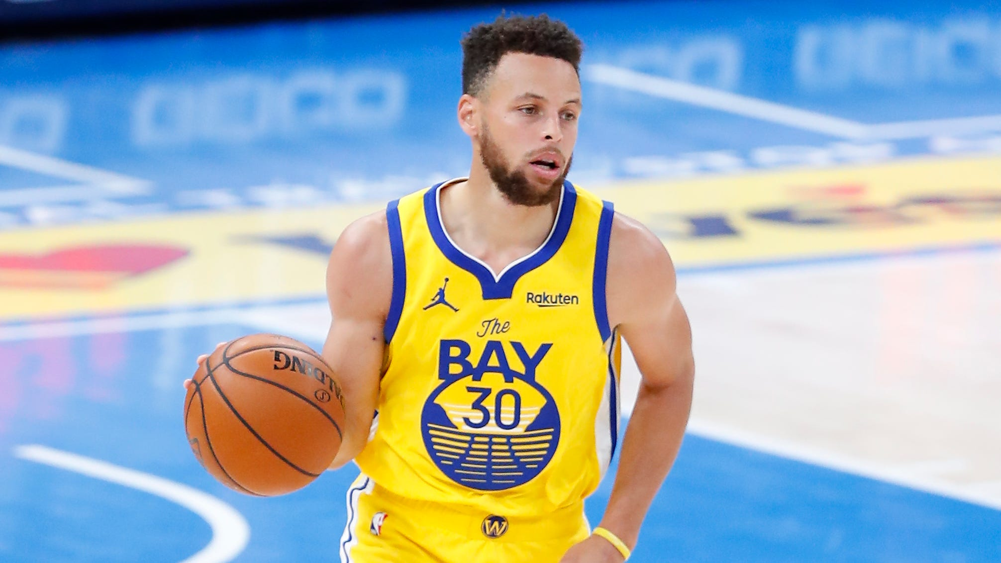 The Steph Curry Threat Remains In The West