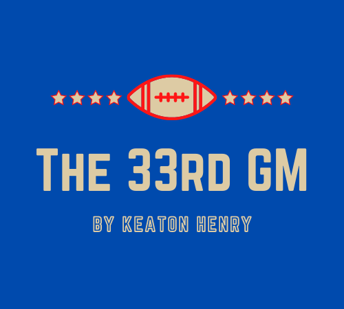The 33rd GM: 32 Teams, 32 Free Agents; Landing 32 Still Available FAs With Each NFL Team