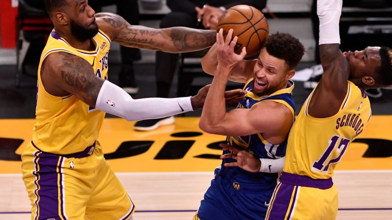 LeBron James, Steph Curry Set to Clash Once Again
