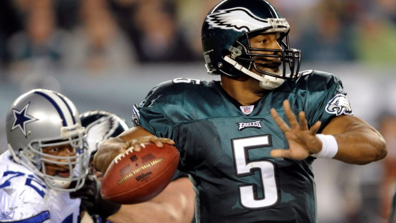 Should Donovan McNabb Be In The Hall Of Fame?