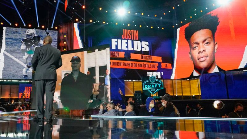 The NFL Just Told You Justin Fields Is The Bears' Week One Starter