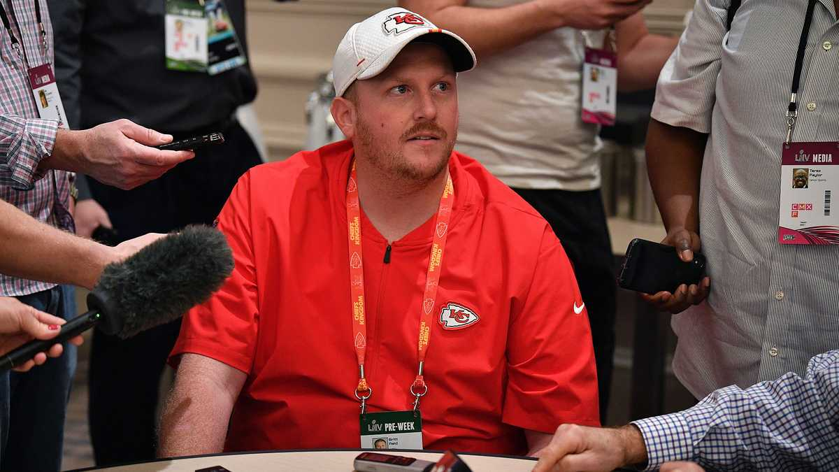 Former Chiefs Assistant Coach Britt Reid Pleads Not Guilty To DWI Crash That Left Five-Year-Old In Coma