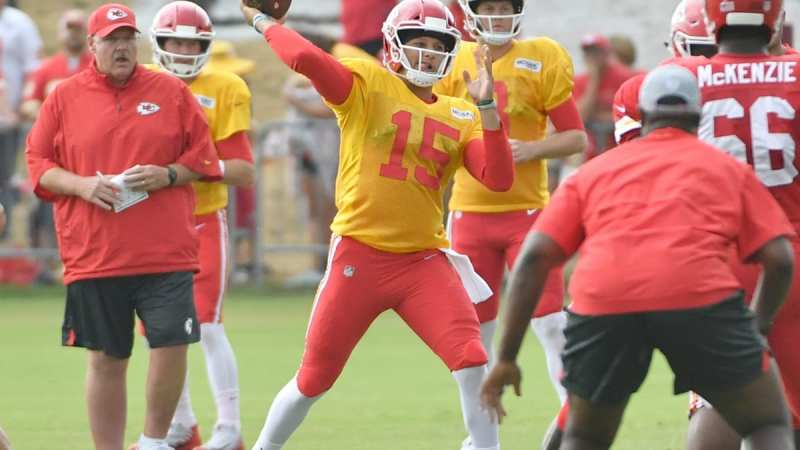 Early Kansas City Chiefs 53 Man Roster Prediction