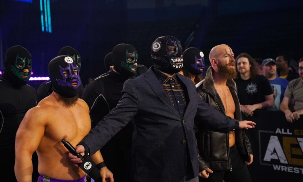Trio's/Six Man Tag Team Championships Are Coming To AEW
