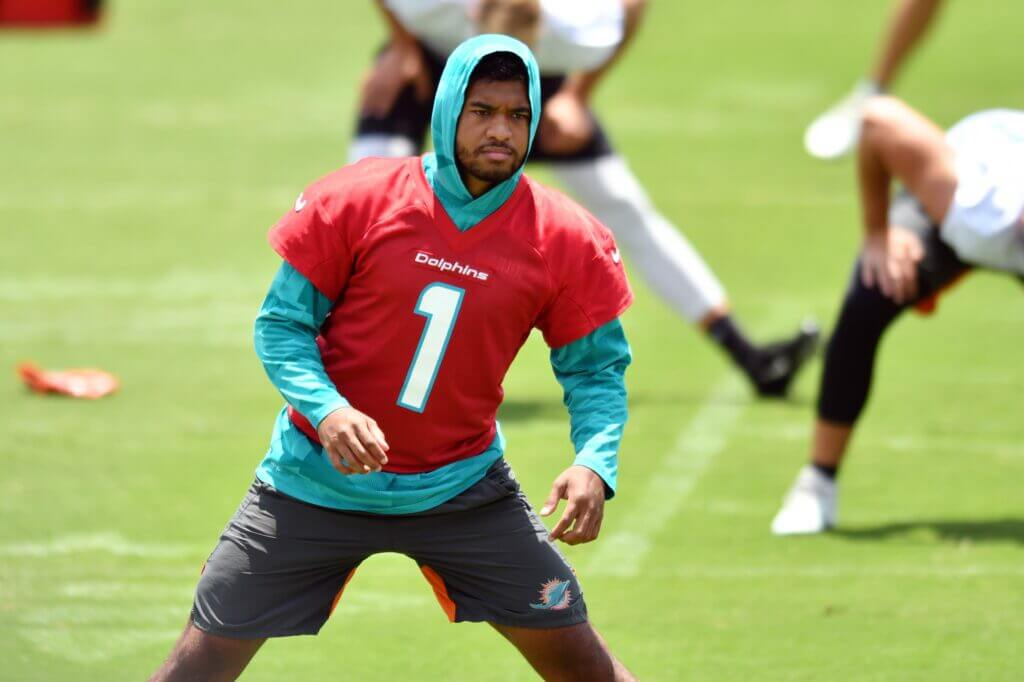 """What If Tua Tagovailoa Is """"NOT"""" The Answer In Miami"""