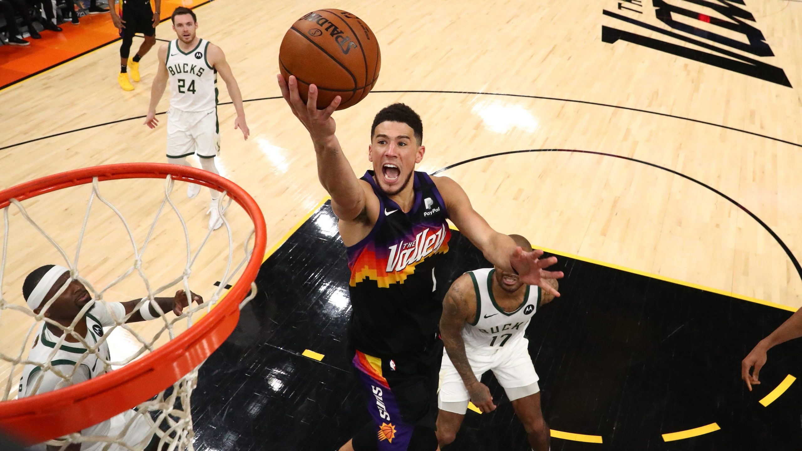 Are The Phoenix Suns Setting Down In Milwaukee?