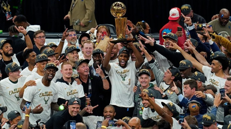 The Milwaukee Bucks Winning The Championship Still Does Nothing For Small Market Teams