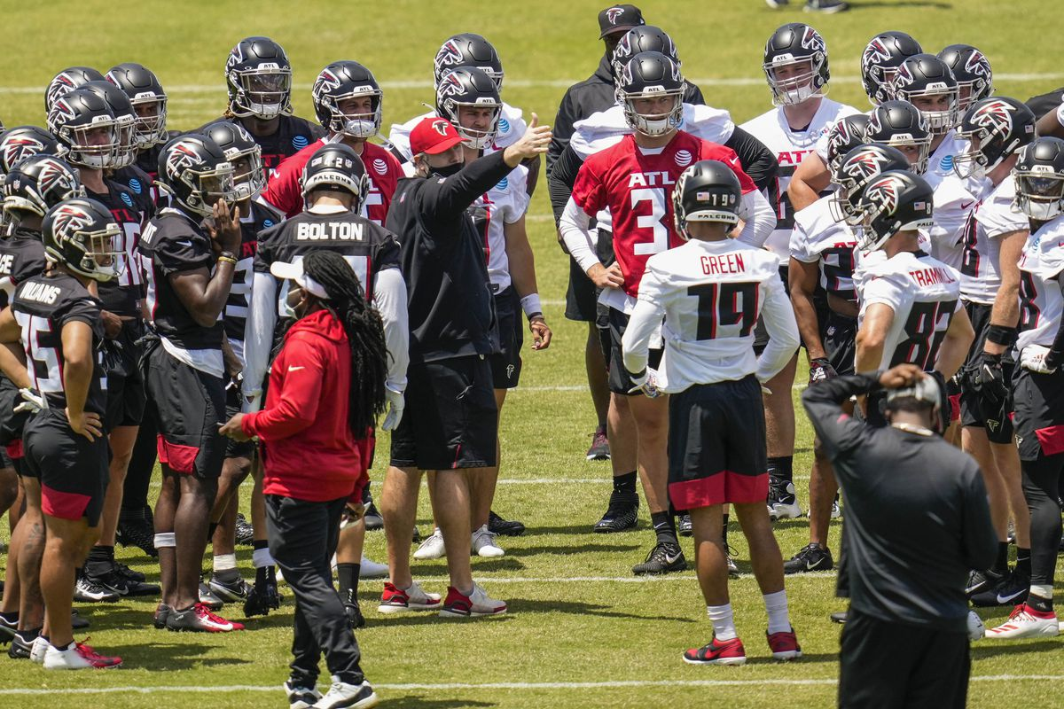 Atlanta Falcons Training Camp; Highlights And Notes From Day One