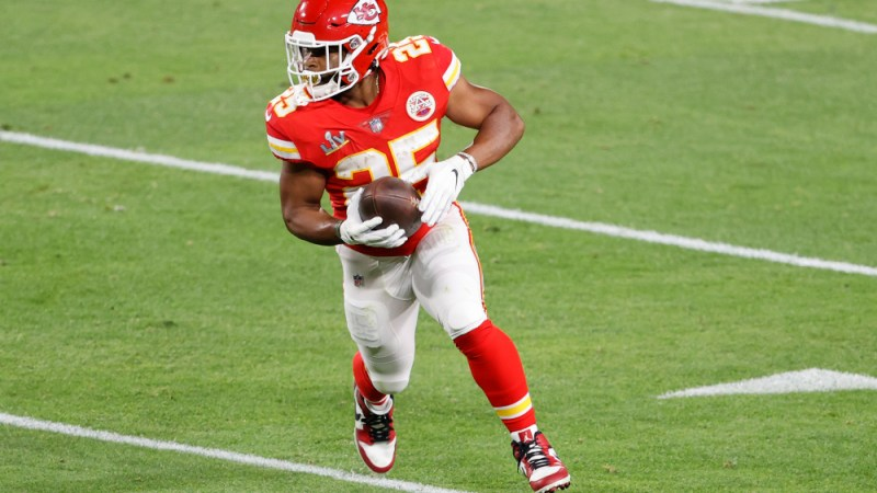 Clyde Edwards-Helaire: Fantasy Football Value