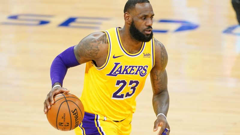 Why The Lakers Should Trade LeBron James