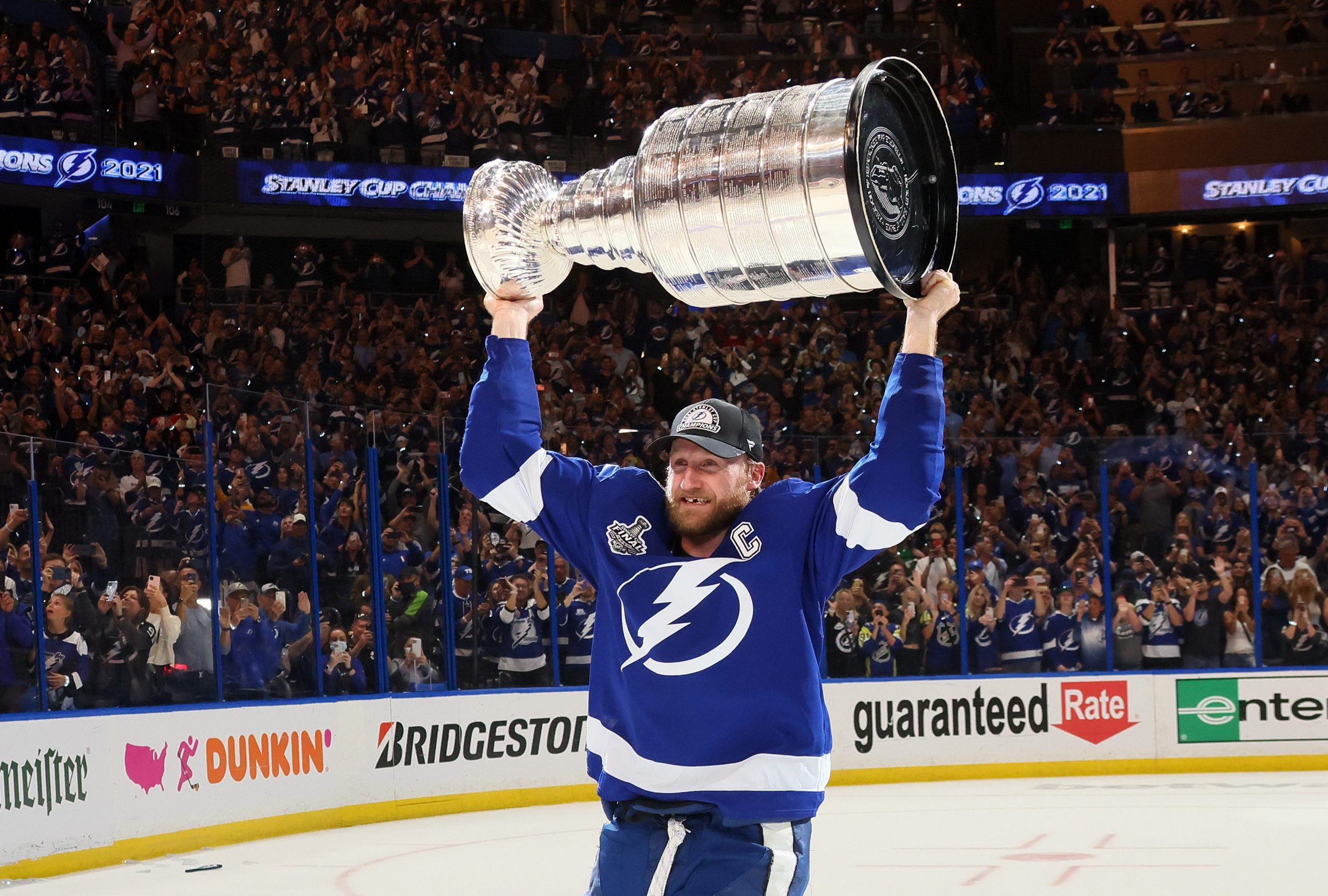 Tampa Bay Lightning Make History With Stanley Cup Win