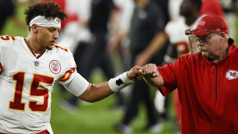 Reaction: CBS Sports HC-QB Rankings Places Reid-Mahomes At Number Two