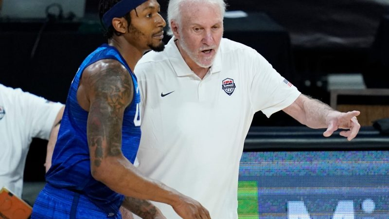 Team USA Loses Two Exhibition Games; Is This Enough To Worry?