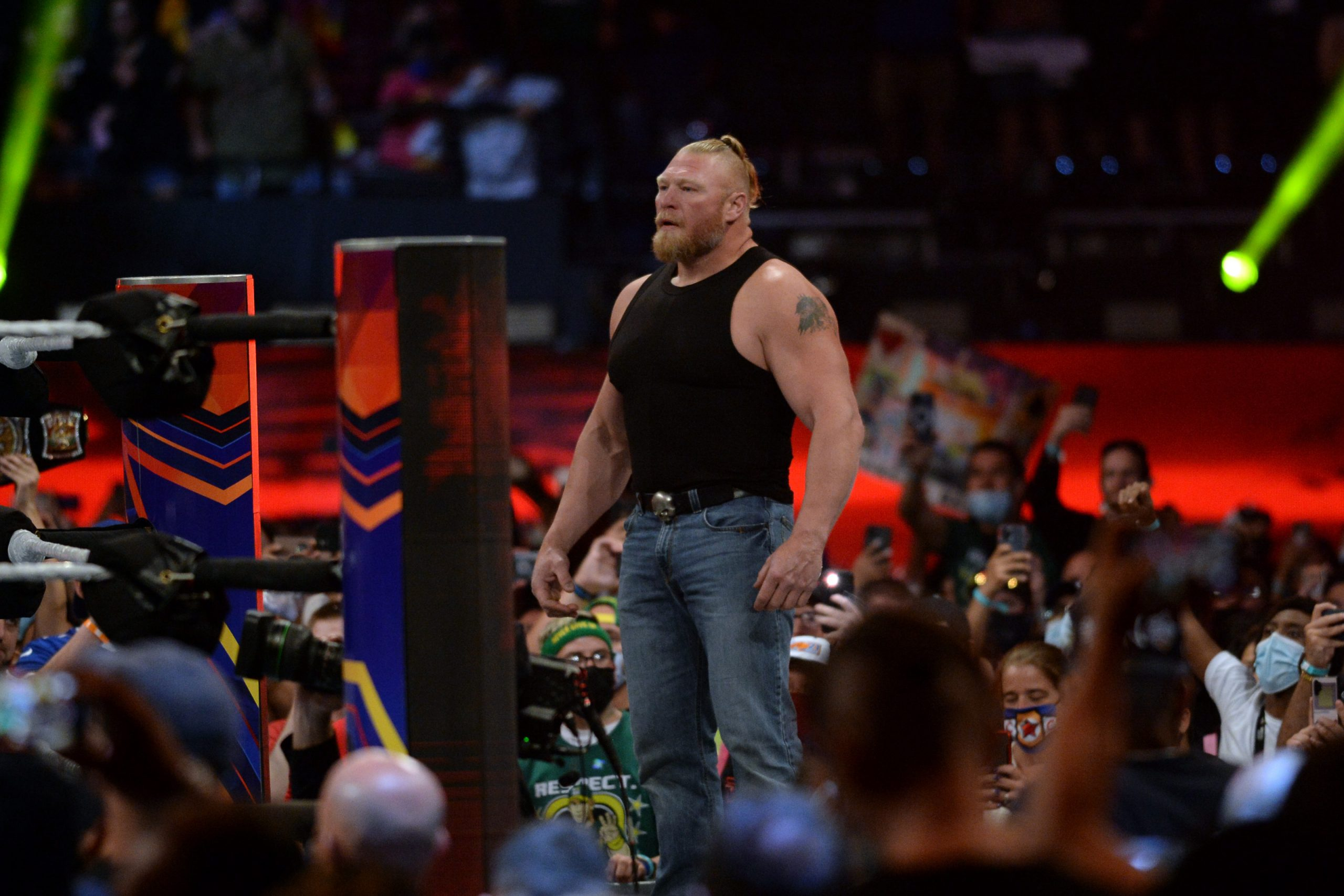 Brock Lesnar: How Will The WWE Use The Beast?