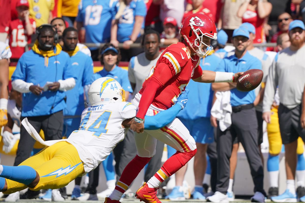 Five Takeaways From The Chiefs' Week Three Loss Against The Chargers